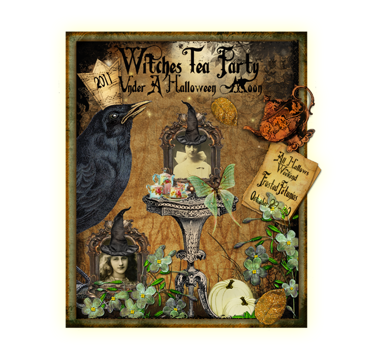The Witchs Tea Party