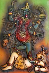 goddess Kali Ma