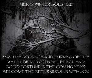 winter solstice 1