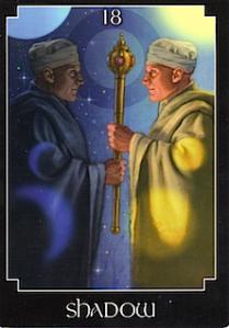 The Psychic Tarot- Shadow