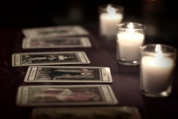 The Tarot: Missing Person Case, Isabel Celis