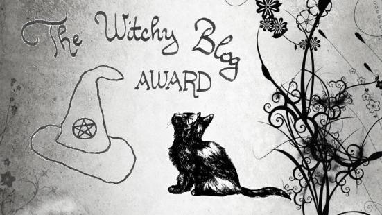 Witchy Blog Award