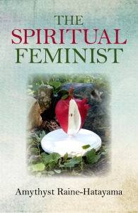 Book Cover-- The Spiritual Feminist
