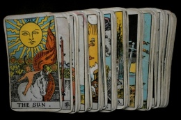 Tarot Study Guide ~ Major Arcana/The Lovers