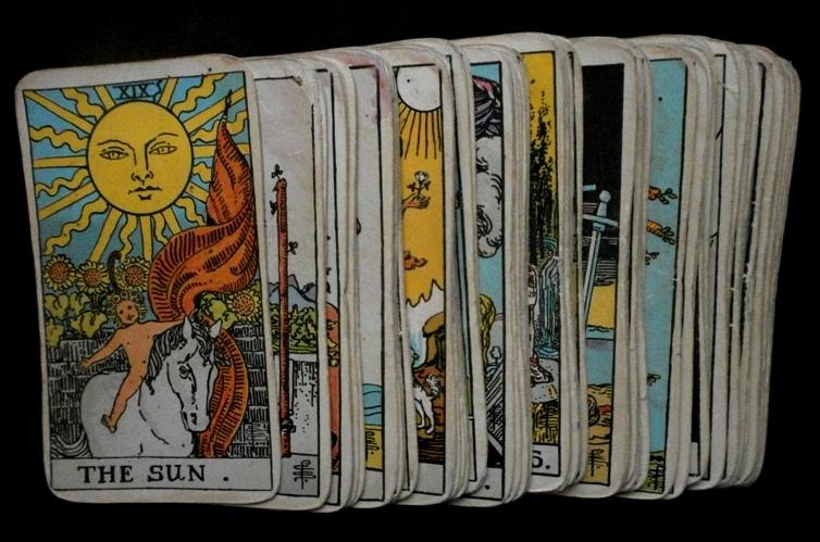 Tarot Study ~ Major Arcana/TheWorld