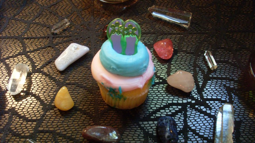 The Witch's Diary:  The Sacred Cupcake (video)