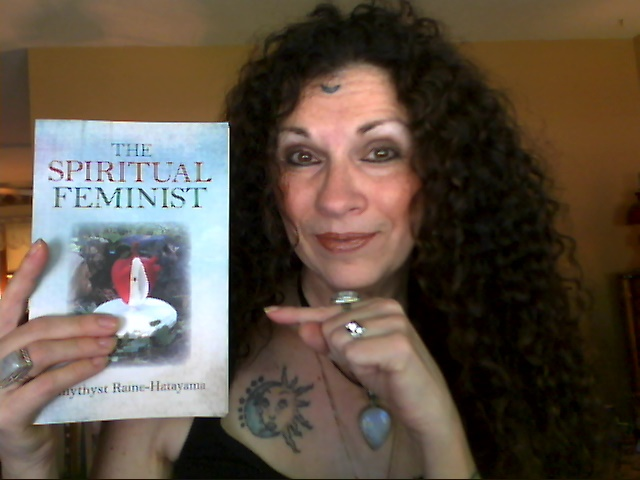 Book Review for The Spiritual Feminist coming up in SAGE WOMAN