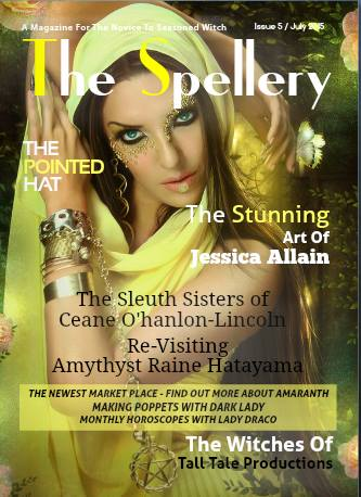 The Spellery ~ July Issue is Out!