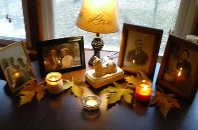 Samhain @ Our House ~ 2015(photos)