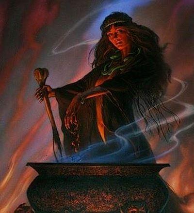 Radio Show Coming Up!…Crone's Cauldron