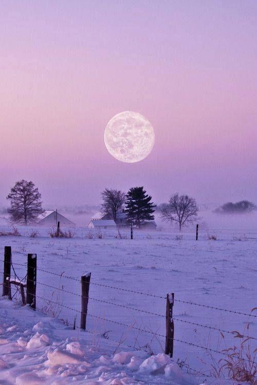 December's Full Moon