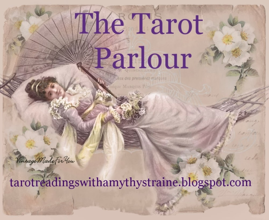 Audio Tarot Readings ~ A Uniquely Personal Connection(video!)