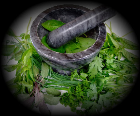 From The Witch's Corner ~ Herbs for Divination & Spirit Contact