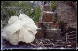 New @ The Witch's Corner ~ Incense Blends!