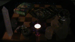 Live In-House Tarot Readings! ~ I'll beHERE!